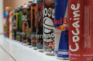 following is true about energy drinks and mixers